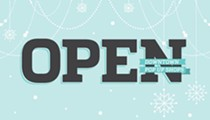 Shop Local Through December 19 at the OPEN Holiday Market