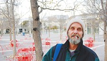 As Temperatures Drop, It's Tougher To Be Homeless in San Antonio