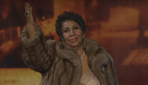 Aretha Franklin Brings The President to Tears and the Crowd to its Feet in Carole King Tribute