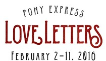 Pony Express Love Letters 2016