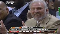 Spurs Coach Gregg Popovich to Coach 2016 Western Conference All-Stars