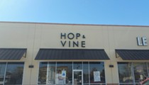 Hop + Vine Coming to Alamo Ranch