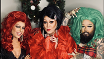 Amp up your holiday spirit with a holiday drag livestream by San Antonio's Haus of Vaporz