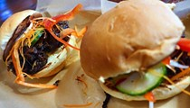 Get A Burger and Margarita at Grayze After The Battle of Flowers Parade