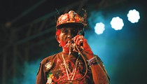 """Lee """"Scratch"""" Perry, Reggae Pioneer, Set to Burn the Mother Down"""