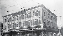 Historic Building's Fate Unknown