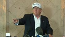Bonehead Quote of the Week: The Donald Is the Presumptive Republican Nominee for President