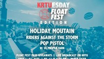 Float Free with KRTUesday at the Paper Tiger