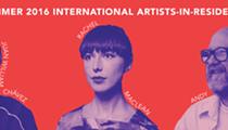 International Artist-in-Residence Exhibition