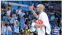 Boomers Ball as France and Argentina Fall