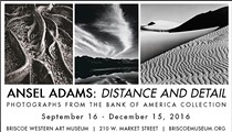 """Ansel Adams: Distance and Detail"""