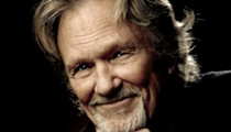 Outlaw Country Icon Kris Kristofferson Performs at the Tobin on Saturday