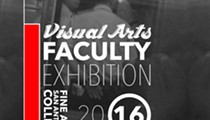 SAC Showcases Educators with Annual Visual Arts Faculty Exhibition