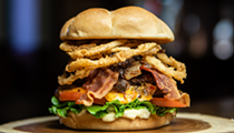 San Antonio Burger Week's creative spins are all about dressing up the staple sandwich