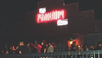 Food Court: Fire at Phantom Room and Where to Feed your Baklava Obsession