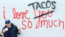 """San Antonio Taco Wall Vandalized with """"Grab Her By the Pussy"""""""