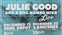 The Third Thursday With Julie Good & A Dog Named Mike