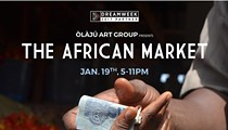The African Market: A Creative Arts Festival