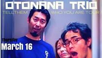 Tokyo's OTONANA TRIO Live in Concert