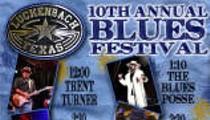 Luckenbach's 10th Annual Blues Festival