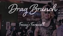 Drag Brunch: Foxxy's Farewell