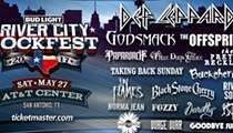 Godsmack at River City Rock Fest