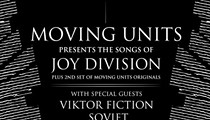 Moving Units Presents The Songs Of Joy Division