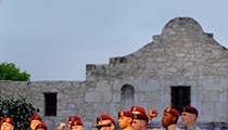 Army Day at the Alamo