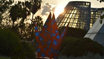San Antonio Botanical Garden sends off its latest exhibition with Origami Nights event series