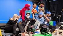 Puppeteer and UTSA senior Bradley Freeman Jr. joins Sesame Workshop's new initiative on race