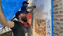 Artistic memorial to Taco Land owner Ram Ayala goes up at San Antonio's Velvet Taco