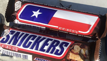 Snickers bars with Texan wrapper now available in San Antonio — and they're made in Texas too