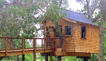 10 unique Texas treehouses you can rent right now for a weekend glamping getaway