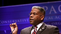 Assclown Alert: Tantrum time with GOP candidate for Texas governor Allen West