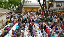 San Antonio biergartens —both old and new —provide the ideal place to celebrate Oktoberfest