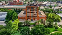 Late San Antonio art collector Linda Pace's two-story penthouse is on the market for $7.25 million