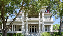 A 100-year-old San Antonio mansion that once held Visitation House Ministries is now for sale