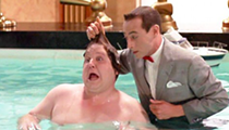 Actor Mark Holton of Pee-wee fame is Guest of Honor at San Antonio's 10th Annual Burton Ball