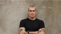 Former Black Flag frontman Henry Rollins taking his latest speaking tour to San Antonio's Tobin Center