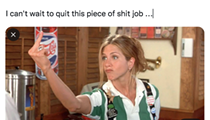 Texas is among the top 5 states where people tweet about wanting to quit their stupid-ass jobs
