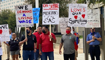Musicians union files NLRB charge against the Symphony Society of San Antonio