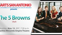 Win Tickets to The Five Browns!!