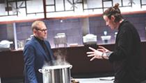 <i>Iron Chef Gauntlet</i>: Jason Dady Cruises to Episode 2