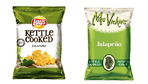 Frito-Lays Recalls Jalapeño Flavored Chips