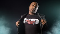 Donnell Rawlings Takes the Stage at Laugh Out Loud Comedy Club