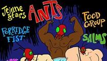 Ants, Porridge Fist