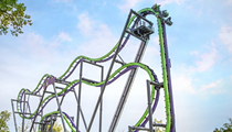 Eight People Get Stuck on The Joker, Six Flags Over Texas' Newest Rollercoaster
