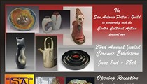 SA Potters Guild Juried Ceramics and Glass Arts Show