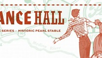 Summer Dance Hall Series in the Pearl Stable