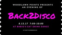 2nd Annaul Back 2 Disco Party